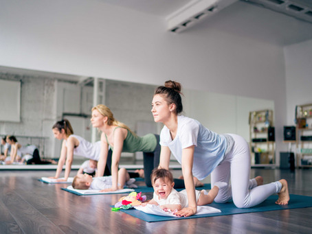 5 Tips to Improve Postpartum Posture