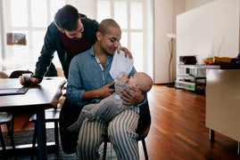 Surrogate moms and dads