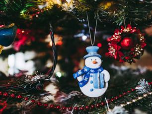 'Tis the season to be jolly - festive decoration ideas.