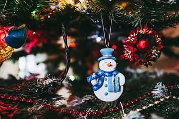 Enfeites de Árvore de Natal
