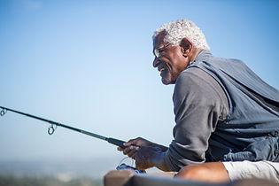 Hombre, pesca
