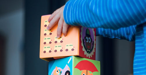 kid's toy blocks