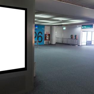 Media Advertisement  Touch Screen