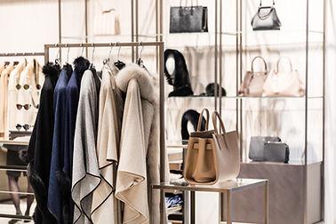 magazzino di moda
