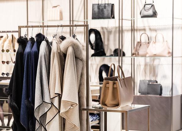 Магазин одежды | магазин обуви | импорт | финансовая модель бизнес плана