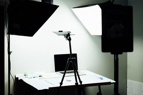 Производство фотоконтента, предметная фотосъёмка