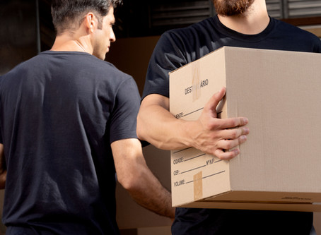 2 Movers + 2 Hours for $190 - Columbia, SC