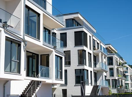 Modern Townhouses