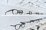 Exhibición de anteojos
