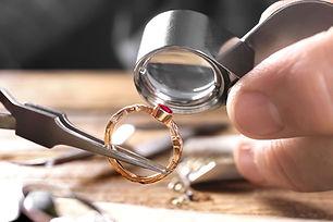 Inspection d'un anneau