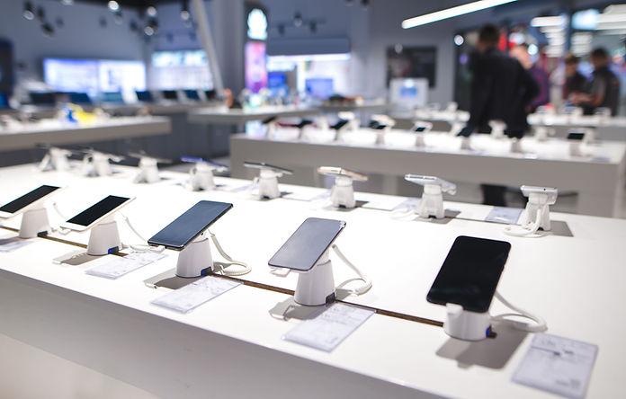 Tienda de electronicos