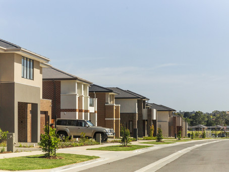Australia's COVID-19 recovery does not translate into more affordable housing.