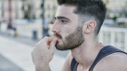 Manlig profil