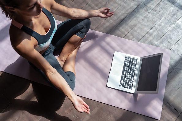 Yoga en línea