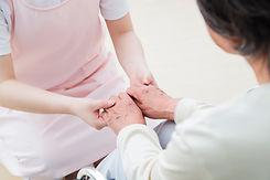 介護 シニア 女性 病院 ヘルパー 介護士