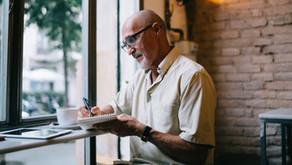 Five Benefits of Journaling