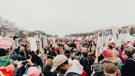 Women's Day March Changed the Game: Men's Day March Struggles to Compete
