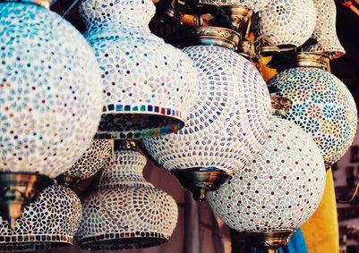 INDIAN HANDMADE IMPORTED LIGHTS 齋浦爾手製燈裝飾燈