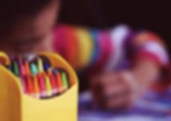Box of Crayons