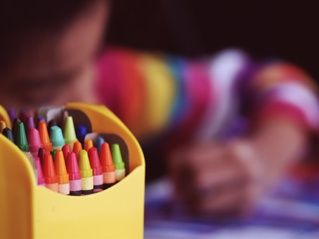 If Broken Crayons Still Colour, How Come No One Picks 'Em?