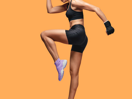 Exercise Of The Week: Side Shuffle with Knee Hold