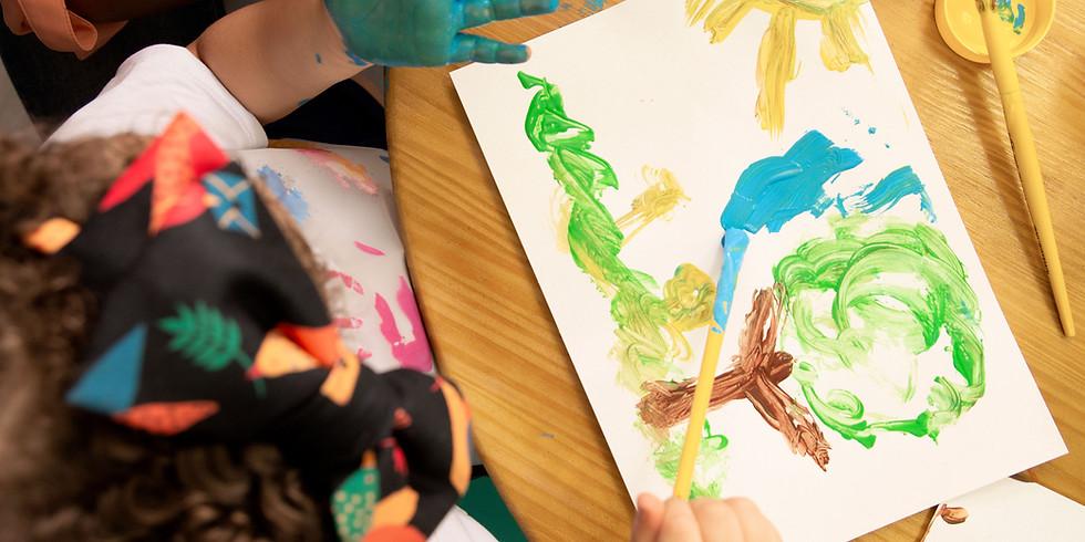 Enfant Halloween - Peinture Vitre