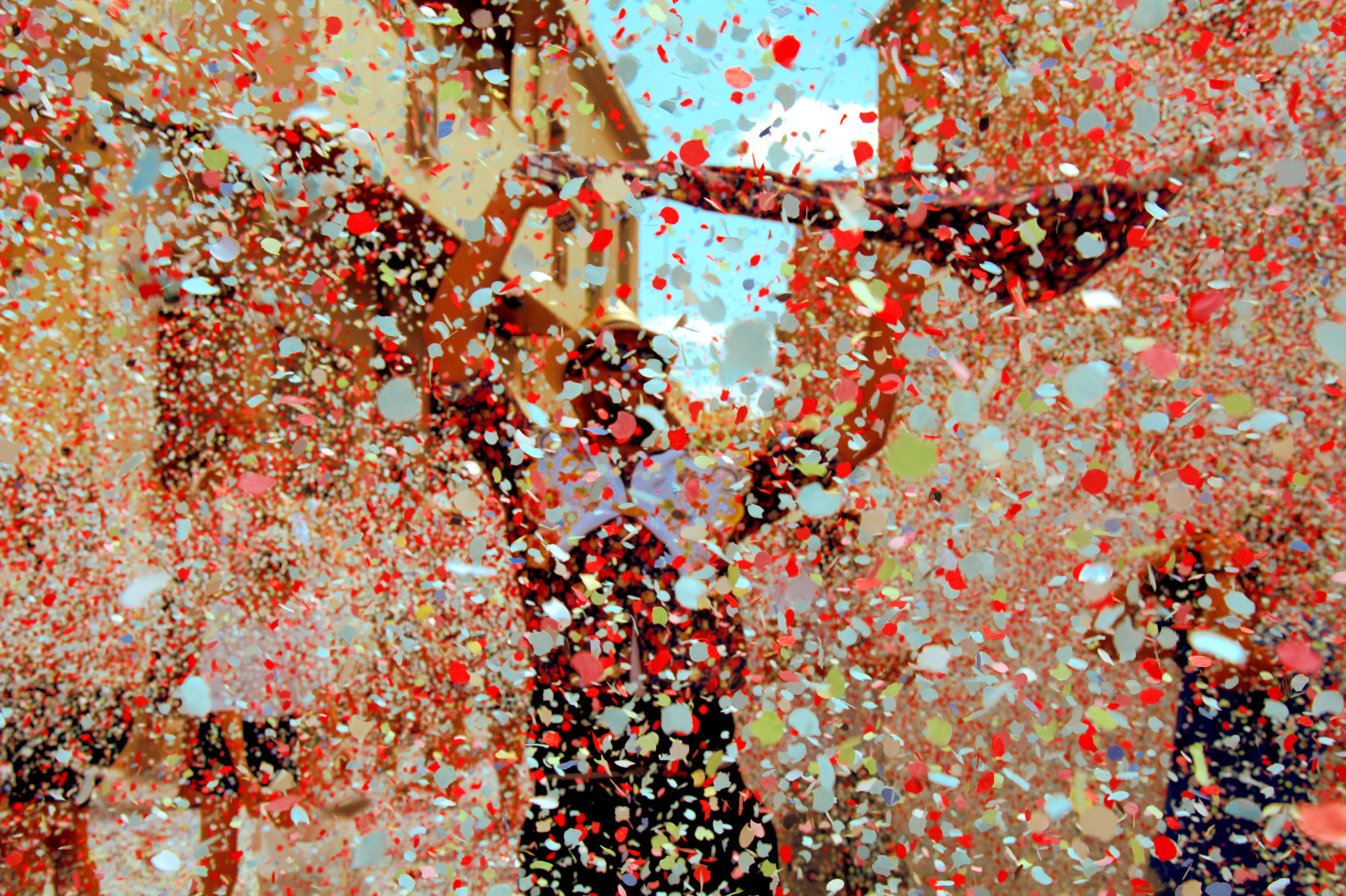 Street Confetti