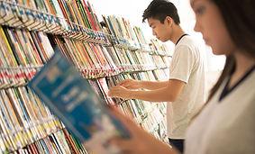 Bibliothèque des étudiants