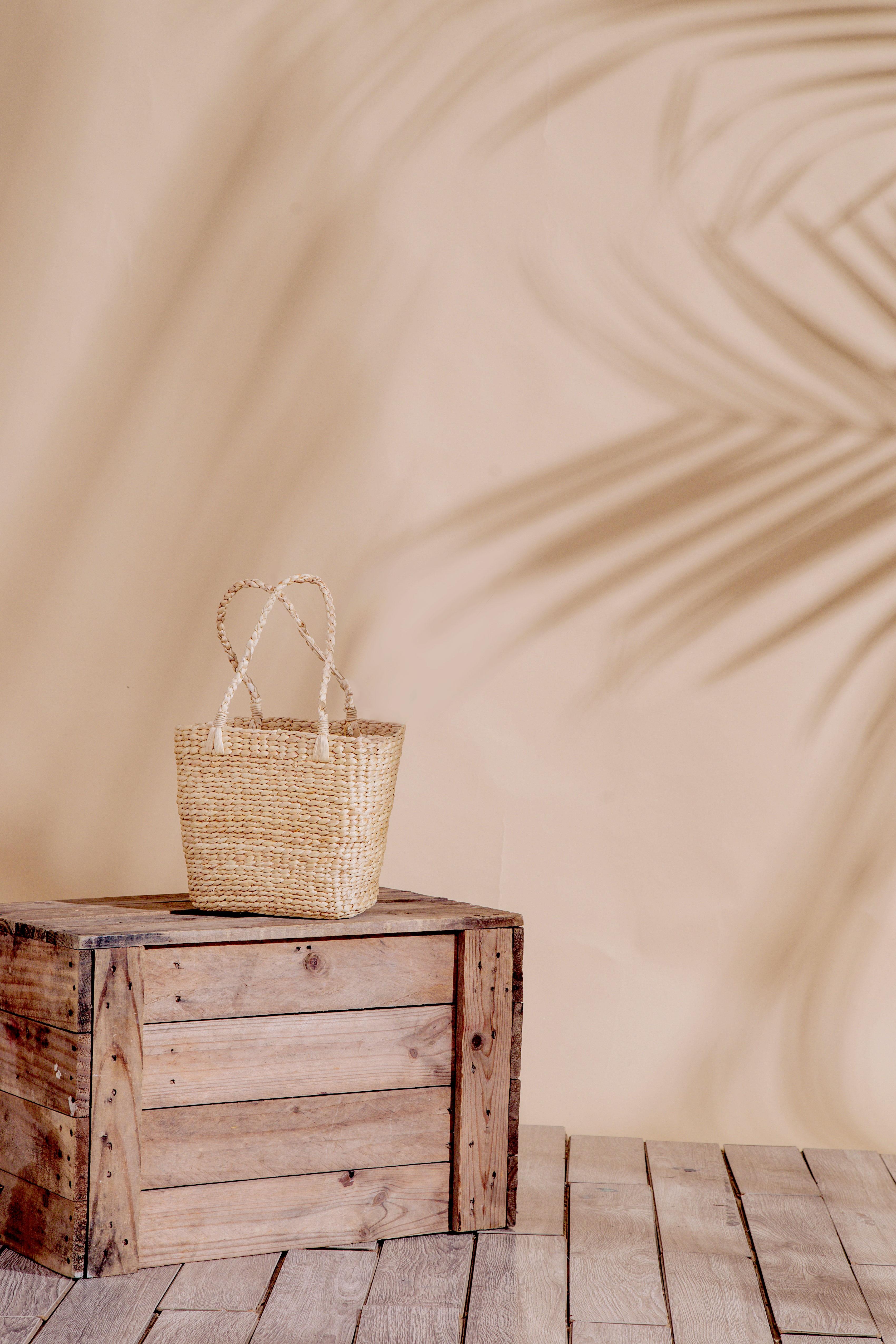 Солома сумка