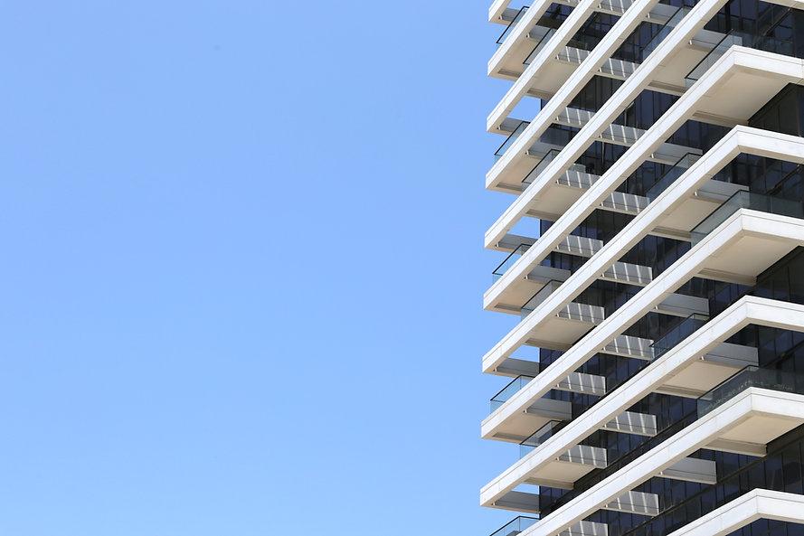 Bâtiment à plusieurs étages