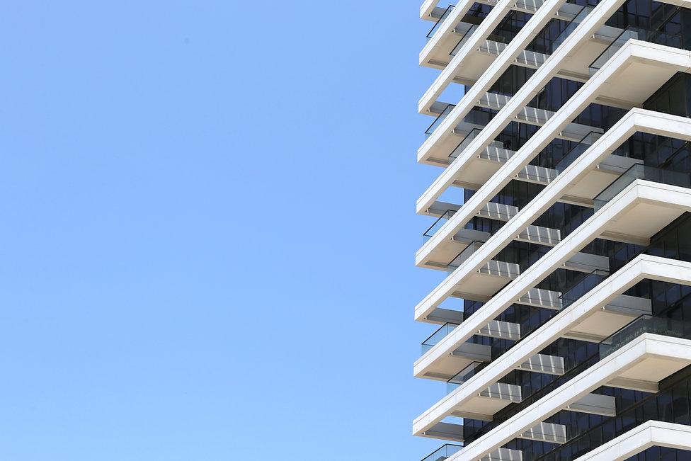 Edificio de varios pisos