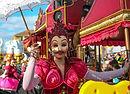 Trilho de Carnaval