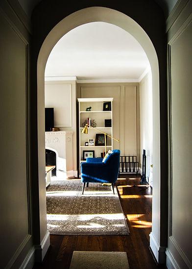 Hallway Arch
