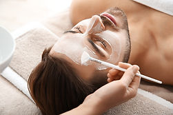 Facial at Hush Spa of Wilton Manors Florida