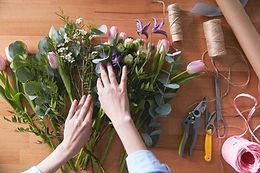 סדנת סידור פרחים