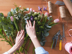 Flower arranger Volunteer | A creative flare and love of nature?