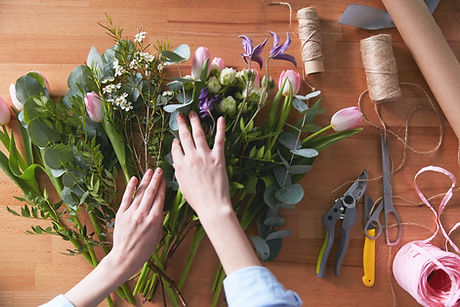 Flower arrangementet