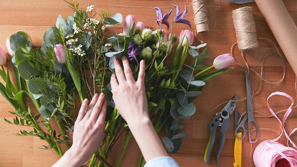 Luxury Flower Subscription