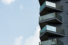 Modern Balconies