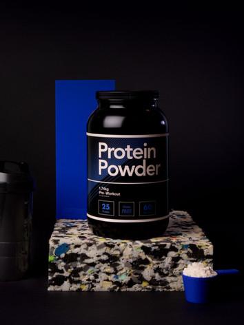 โถโปรตีน