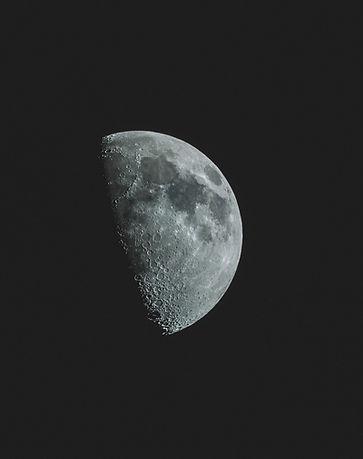 Half Full Moon