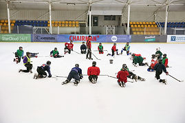 Ice Hockey Team