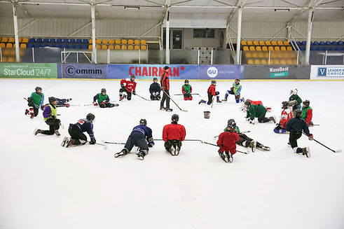 Ice Hockey Group Training in Southwest Florida