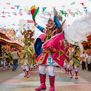 Latin Dance Theme