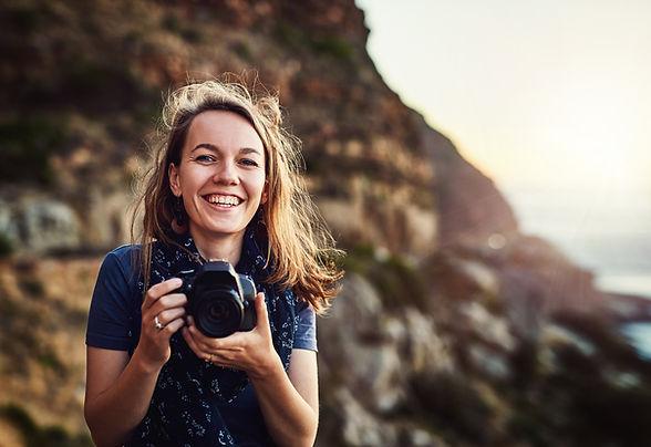 Glückliche Fotografin, Coaching Bonn Sonja Ittenbach