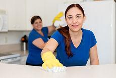 Señoras de la limpieza