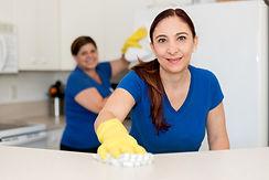 Cleaning Ladies