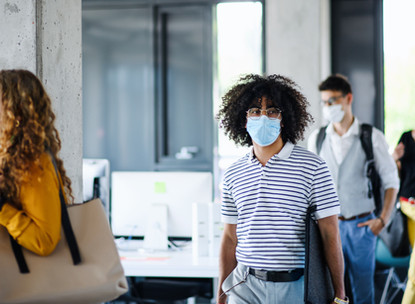 Ready to Get a COVID-19 Vaccine, Return to Workplaces? Most Say No.