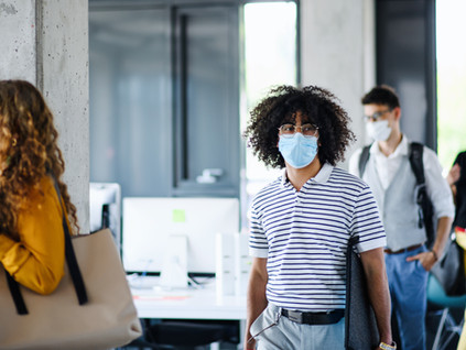 4 tips to make your workplace COVID safe
