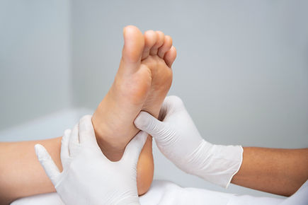 chiropractic podiatry staines